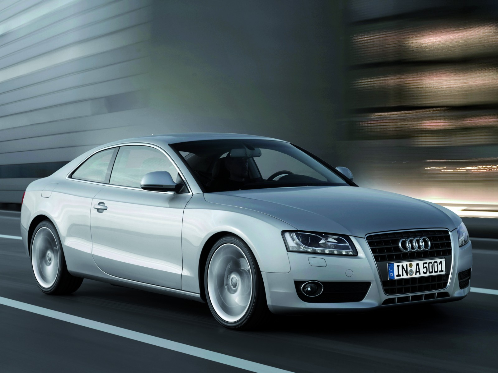 2008 Audi A5 | Motor Desktop