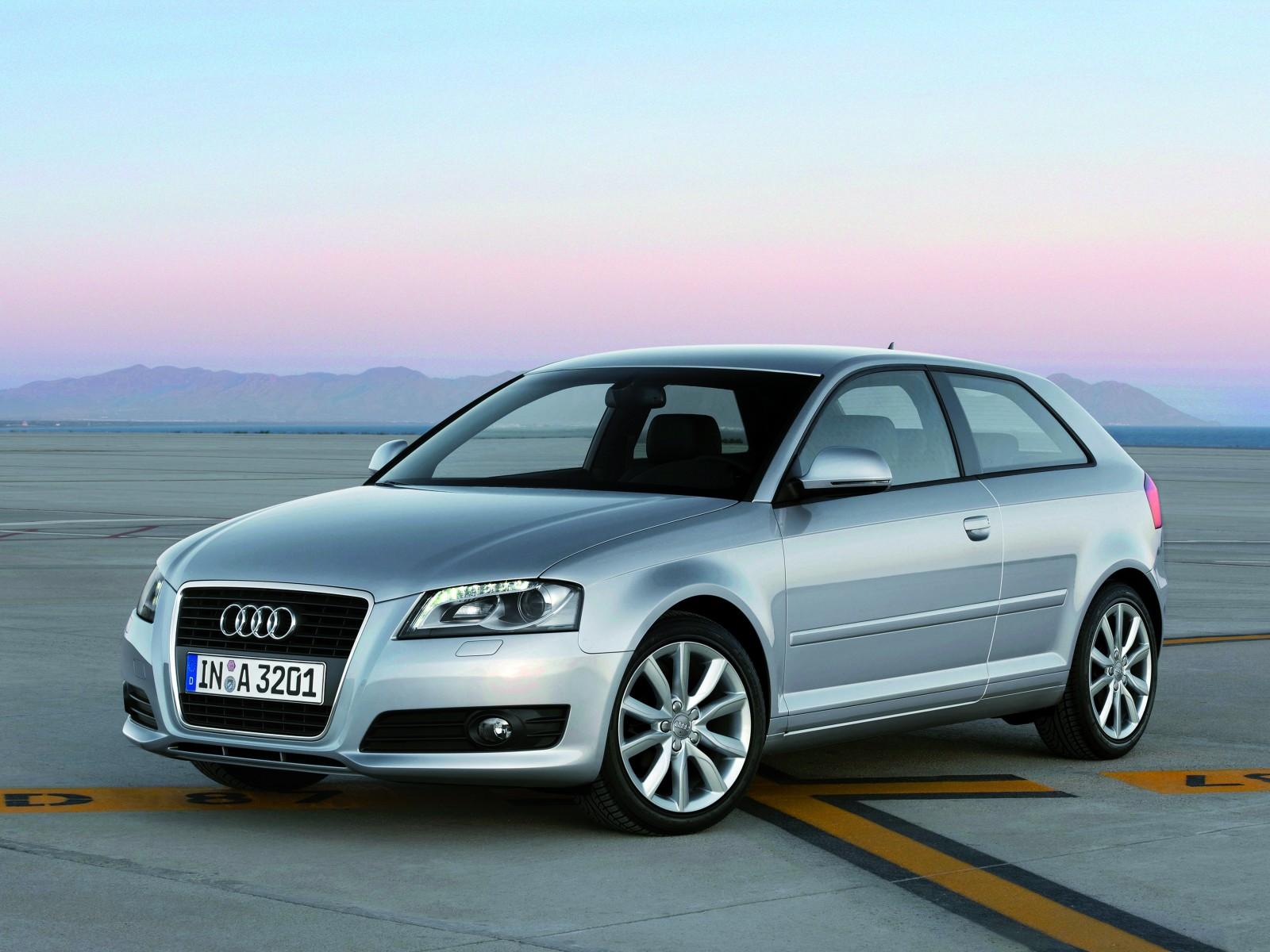 2009 Audi A3 2.0 TFSI : Motor Desktop