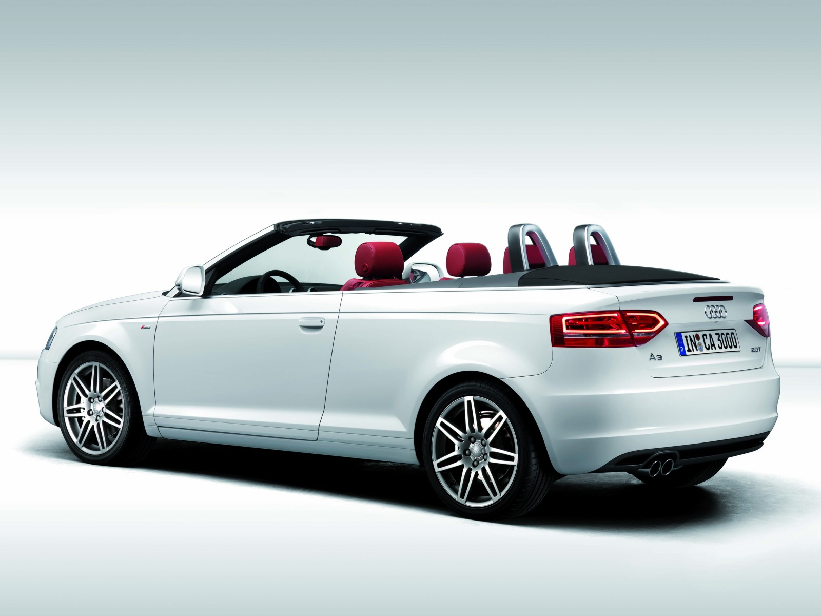 2009 audi a3 cabriolet 2 0 tfsi motor desktop. Black Bedroom Furniture Sets. Home Design Ideas
