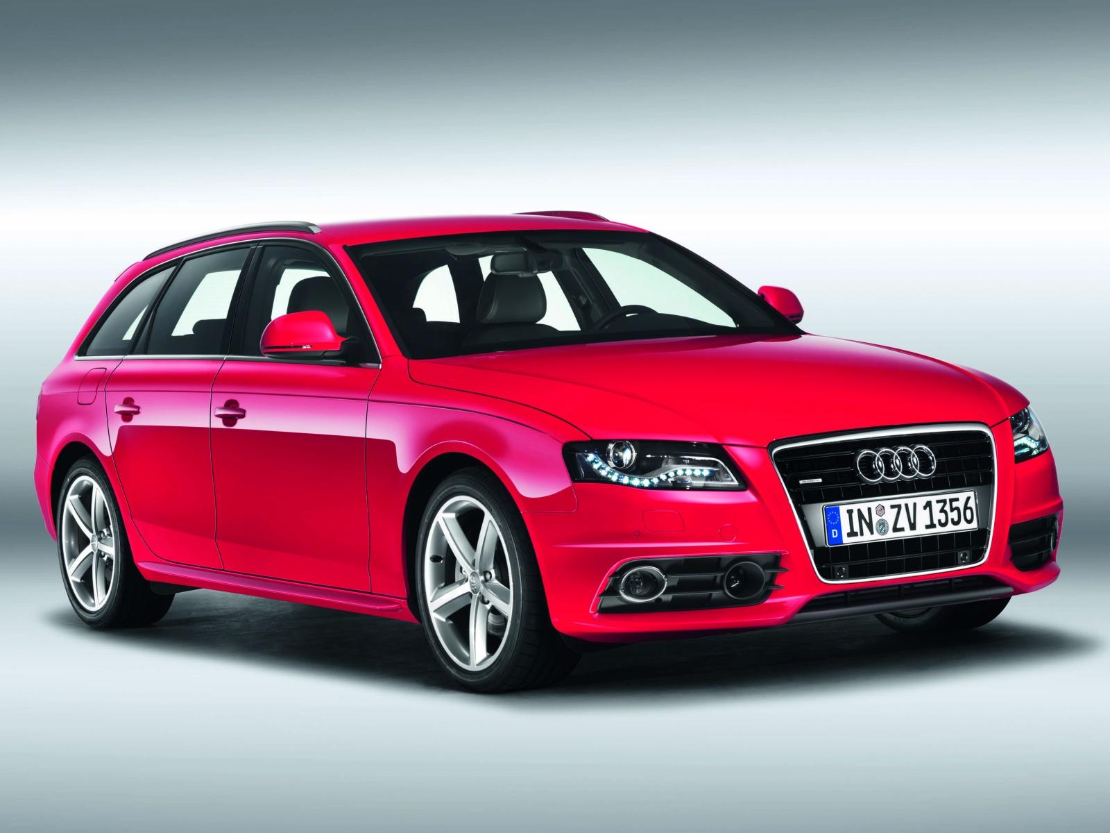 2009 Audi A4 Avant | Motor Desktop