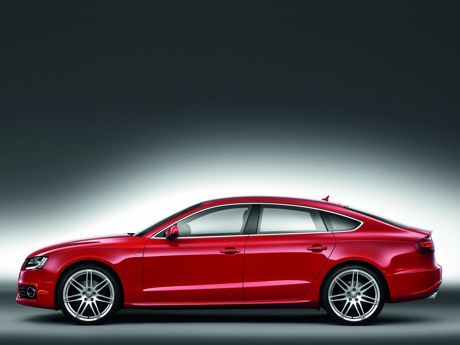2010 Audi A5 Sportback S Line   Motor Desktop
