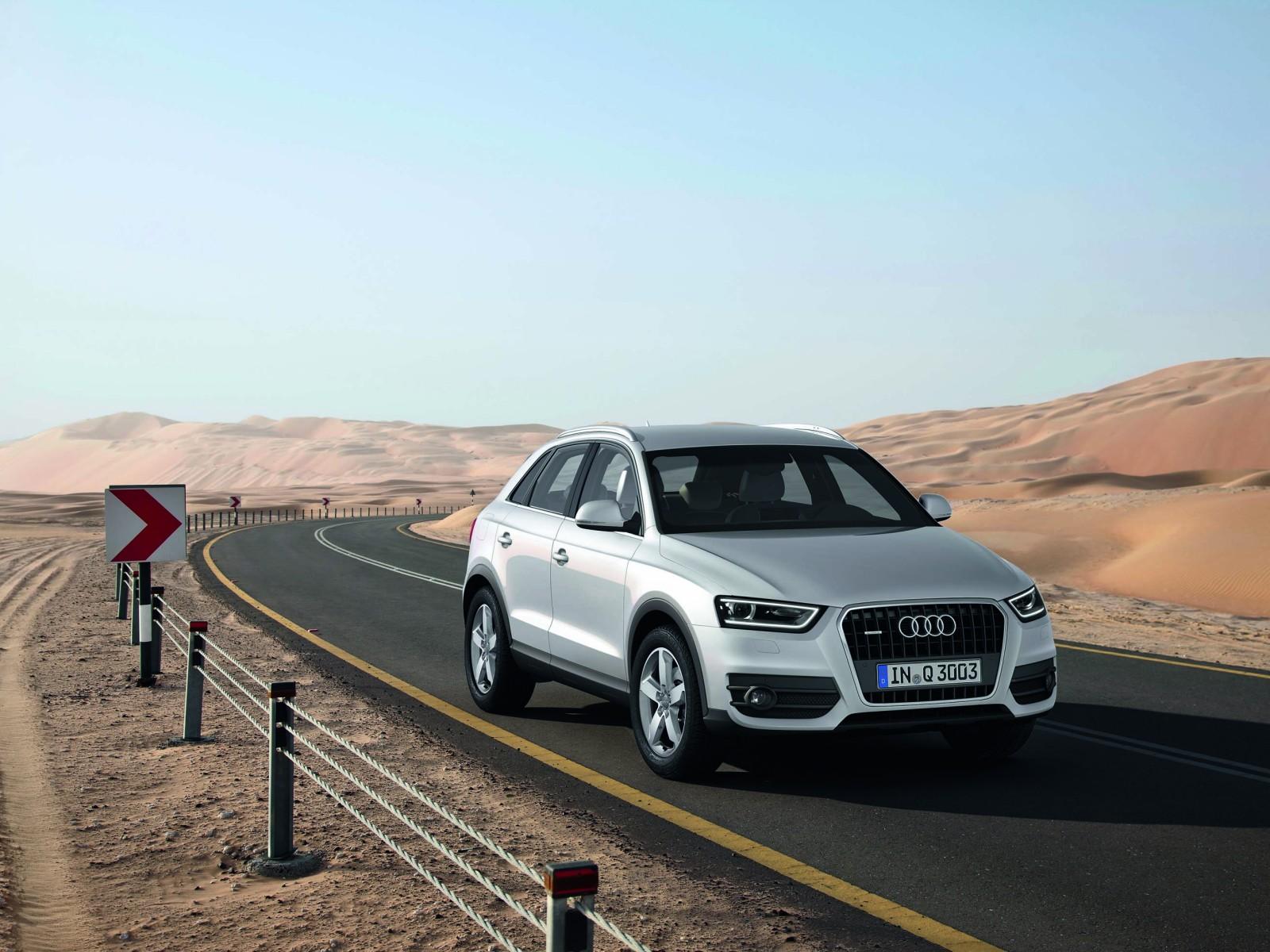 2011 Audi Q3 TFSI Quattro | Motor Desktop