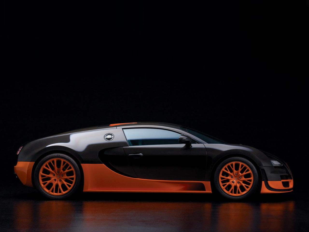 2010 bugatti veyron super sport motor desktop. Black Bedroom Furniture Sets. Home Design Ideas