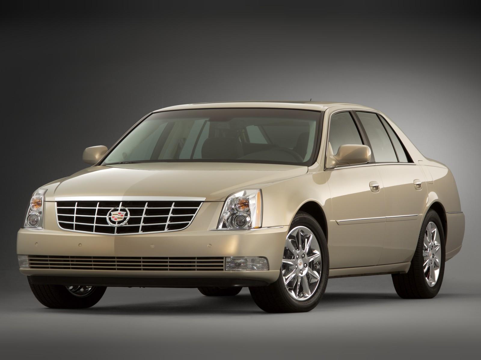 2009 Cadillac Dts Platinum Motor Desktop