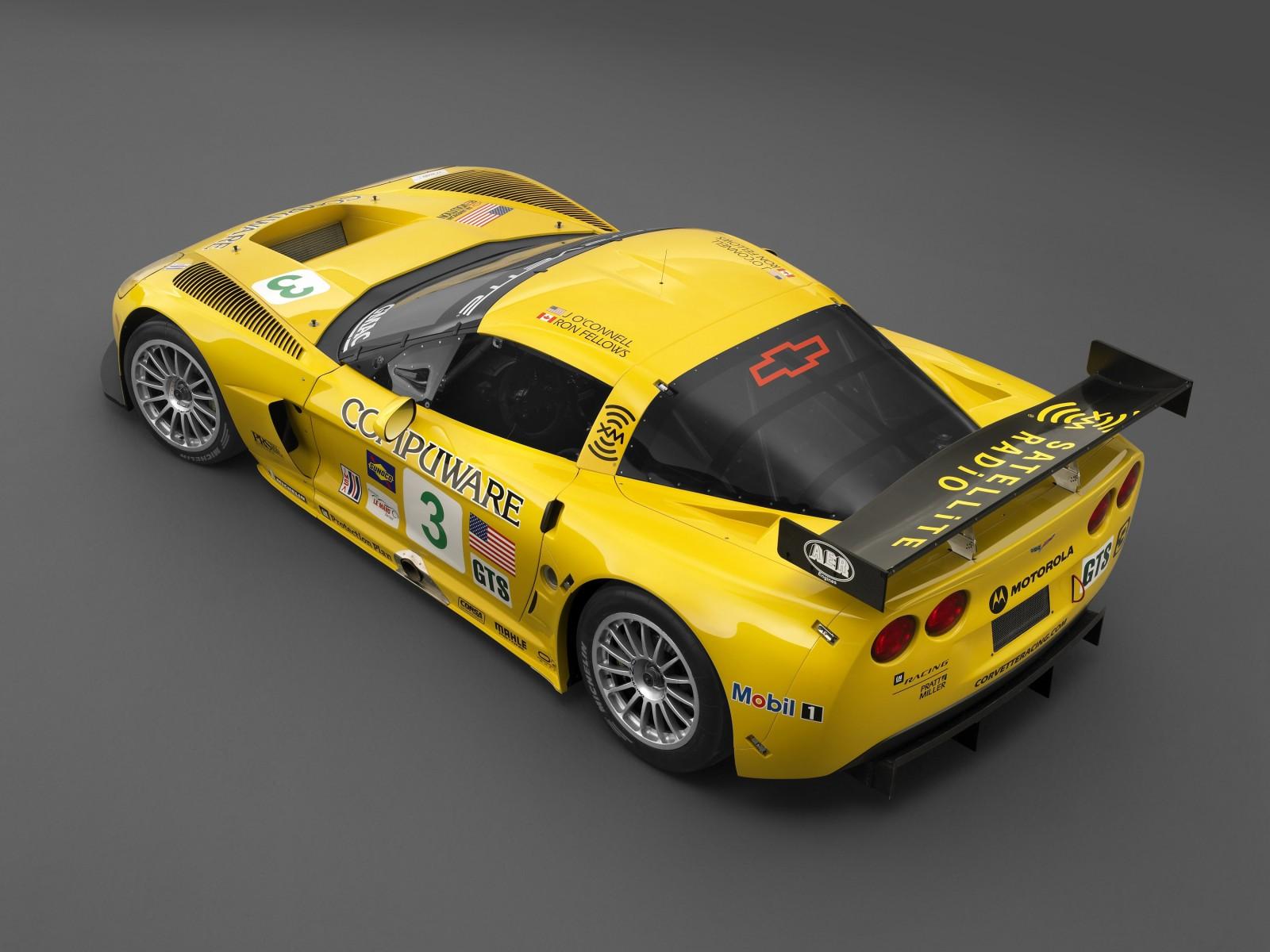 2005 chevrolet corvette c6