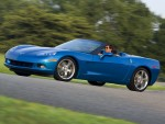 2009 Chevrolet Corvette Convertible