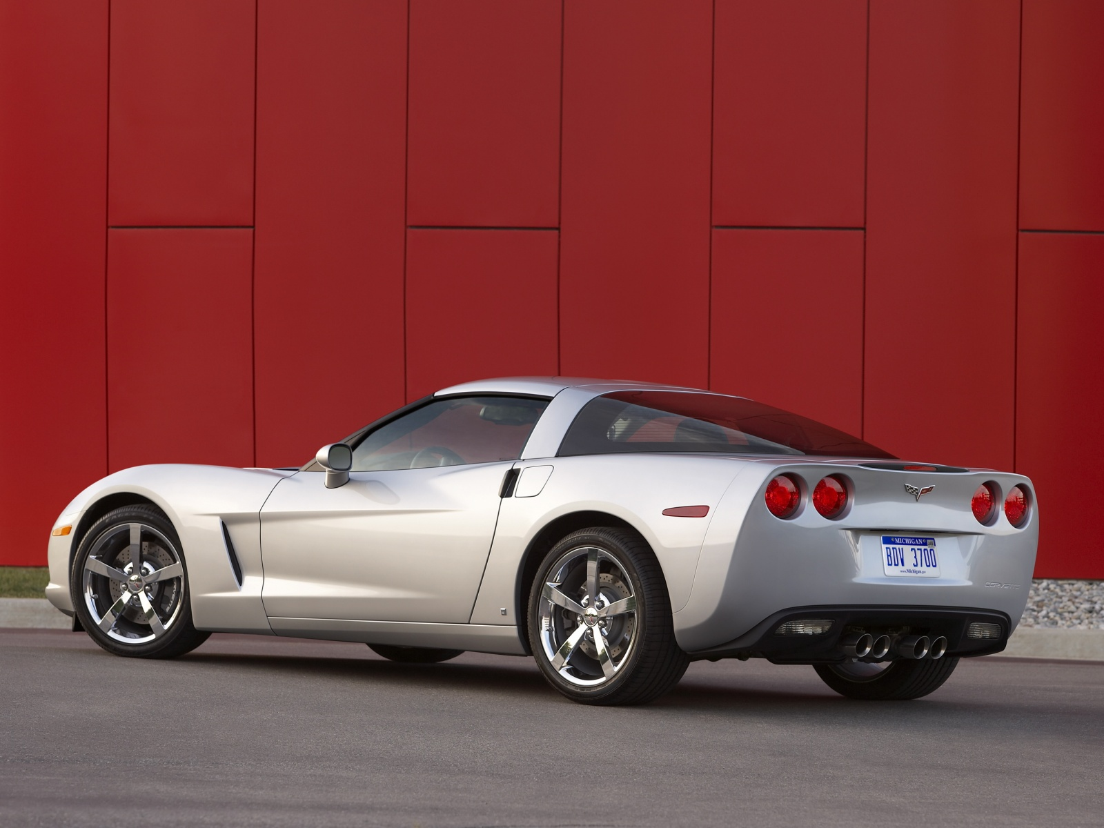 2009 chevrolet corvette motor desktop. Black Bedroom Furniture Sets. Home Design Ideas