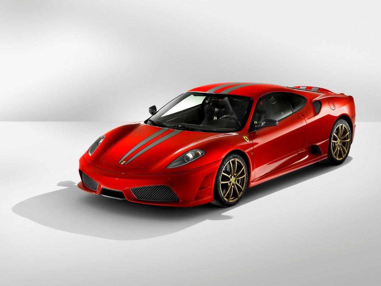 Ferrari Scudjjeria - Beautiful HD Wallpapers