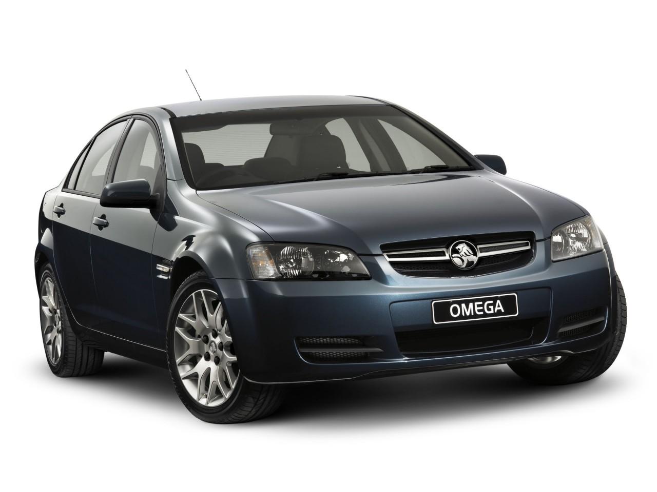 2008 Holden Ve Commodore Omega Motor Desktop