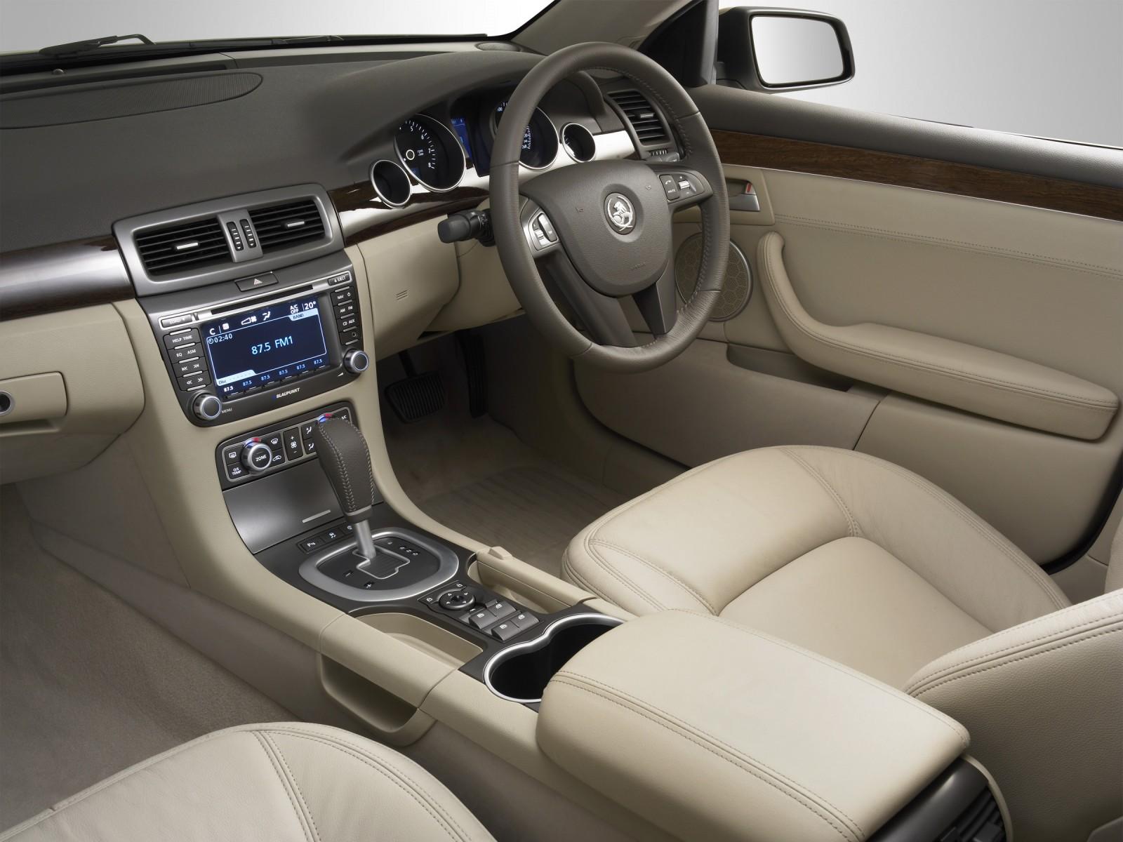 2010 Holden Wm Statesman Motor Desktop