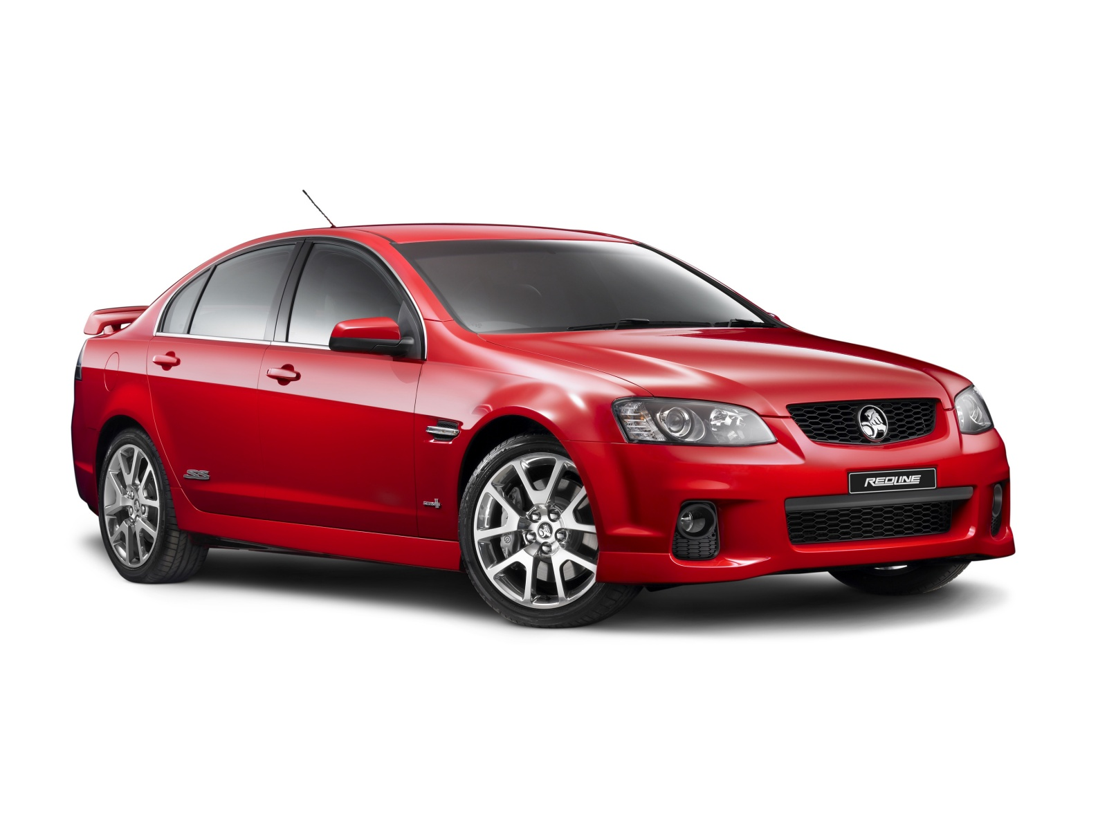 2011 Holden Ve Commodore Ss V Redline Motor Desktop