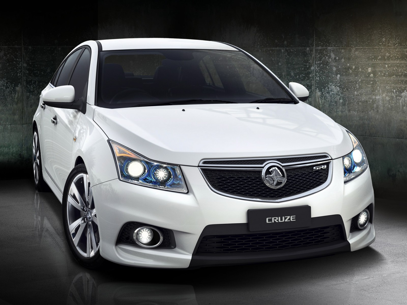 2012 Holden Cruze Sri Hatch Motor Desktop