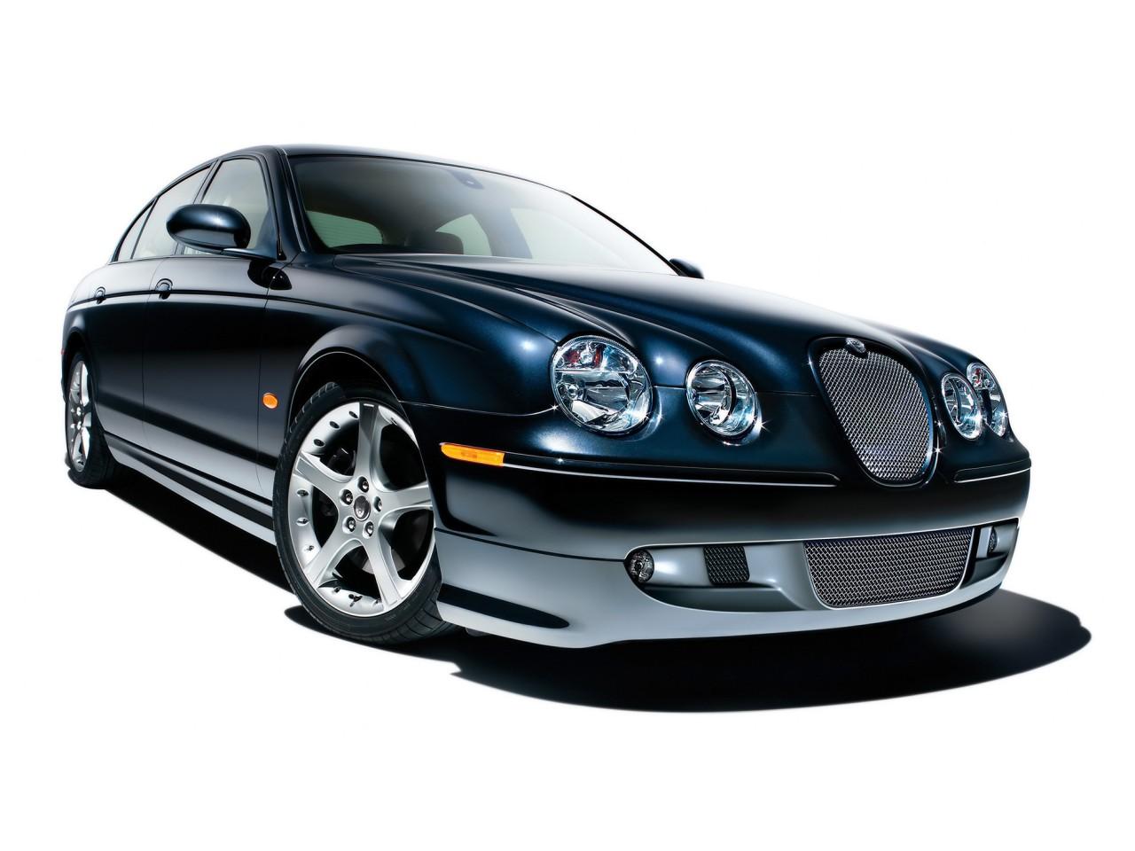 2008 Jaguar S-Type | Motor Desktop