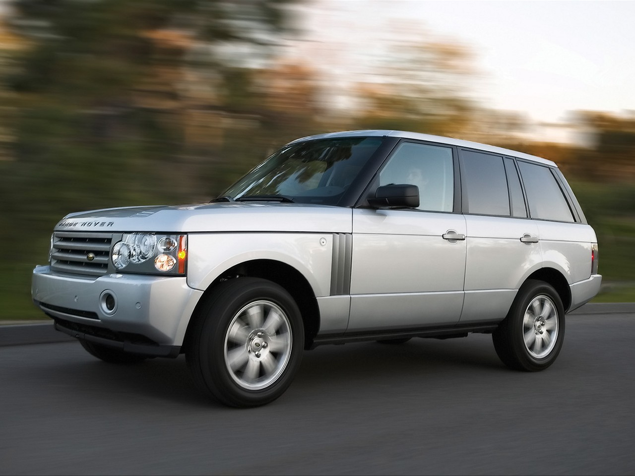2007 land rover range rover motor desktop. Black Bedroom Furniture Sets. Home Design Ideas