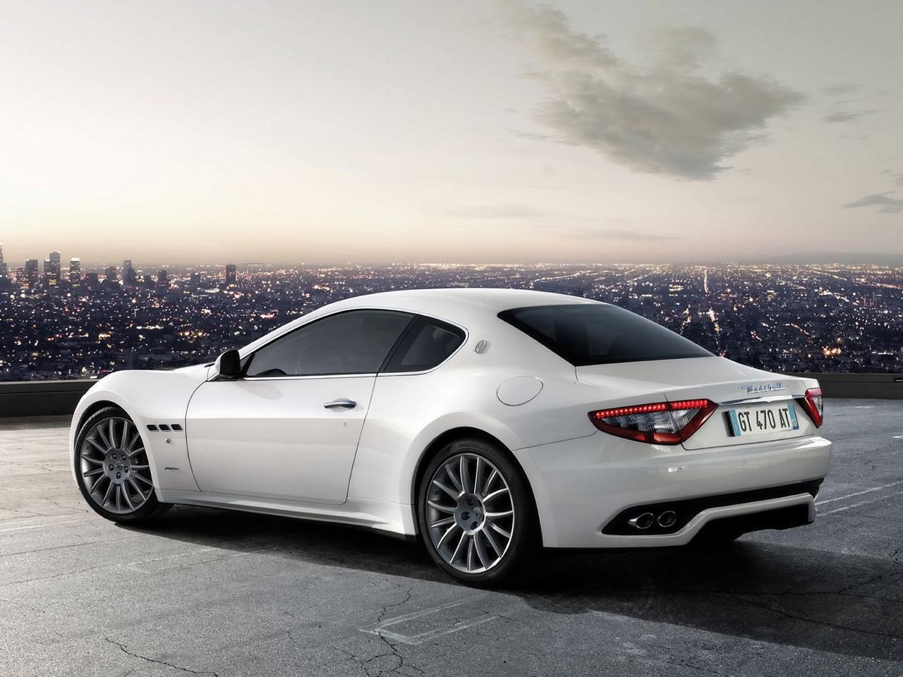 Maserati+granturismo+wallpaper