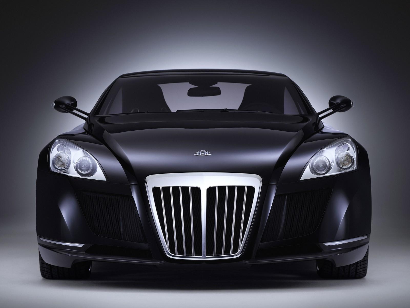 2005 Maybach Exelero Concept | Motor Desktop