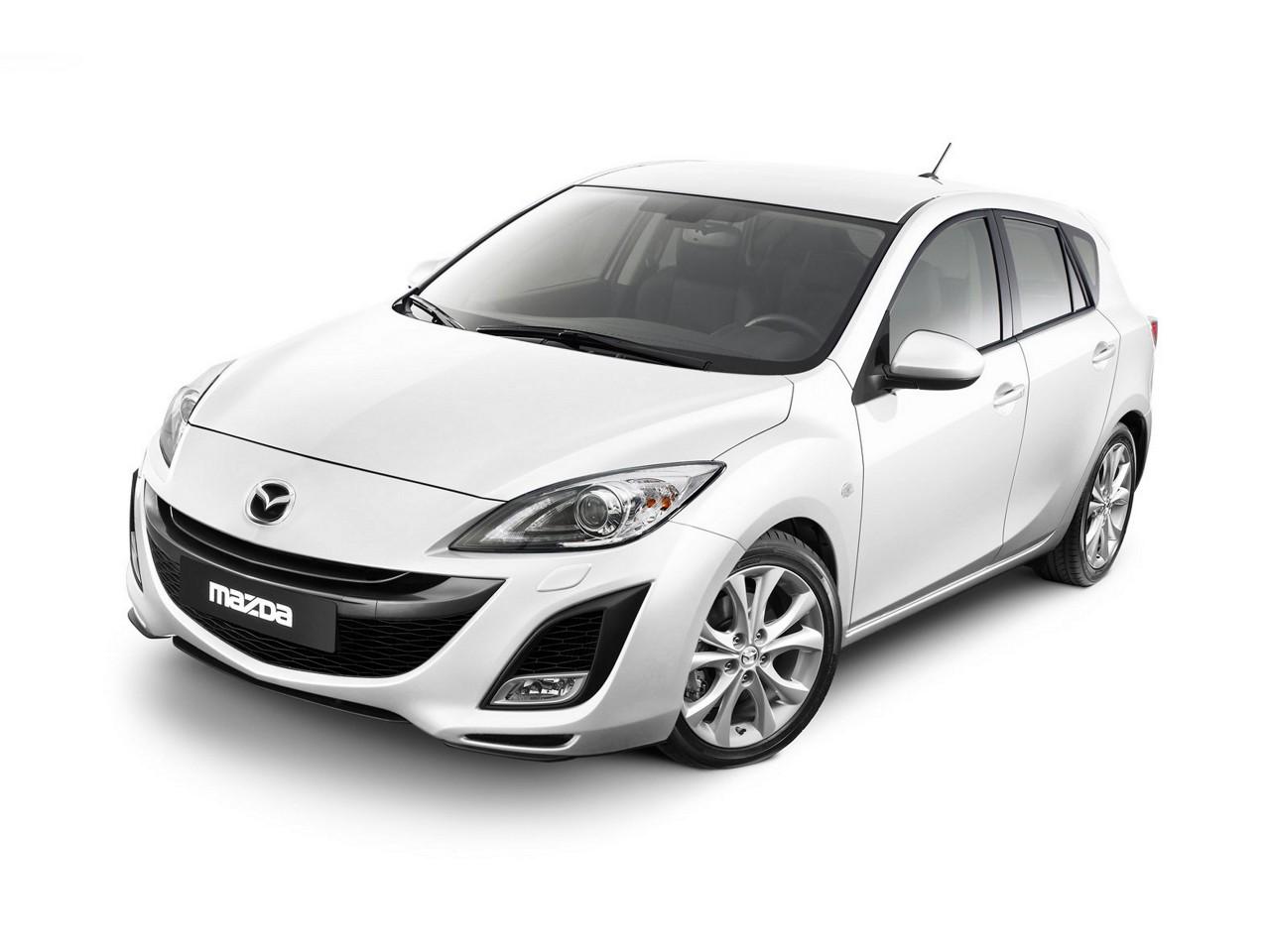 2010 Mazda 3 i-stop | Motor Desktop