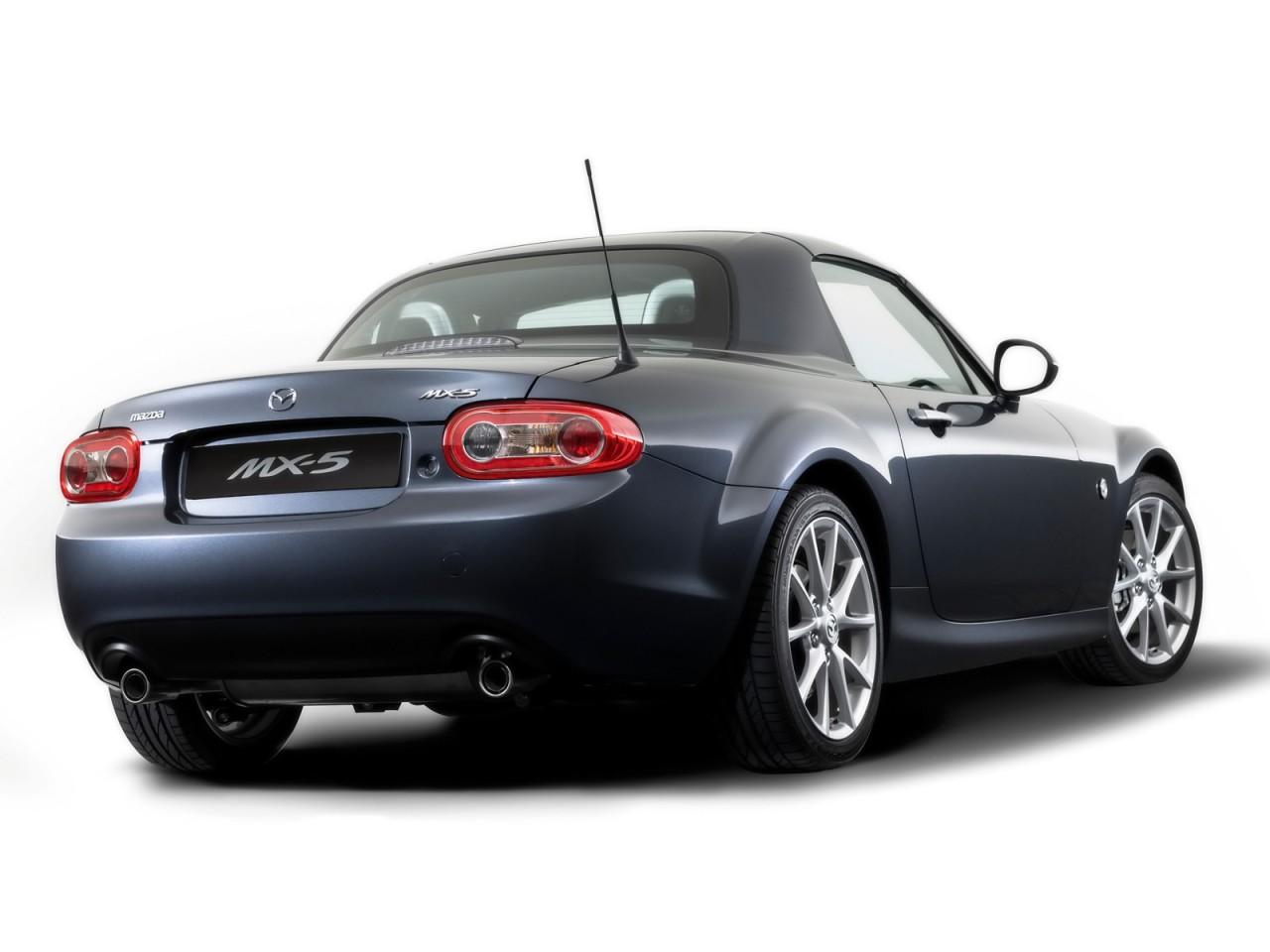 2010 Mazda Mx 5 Motor Desktop