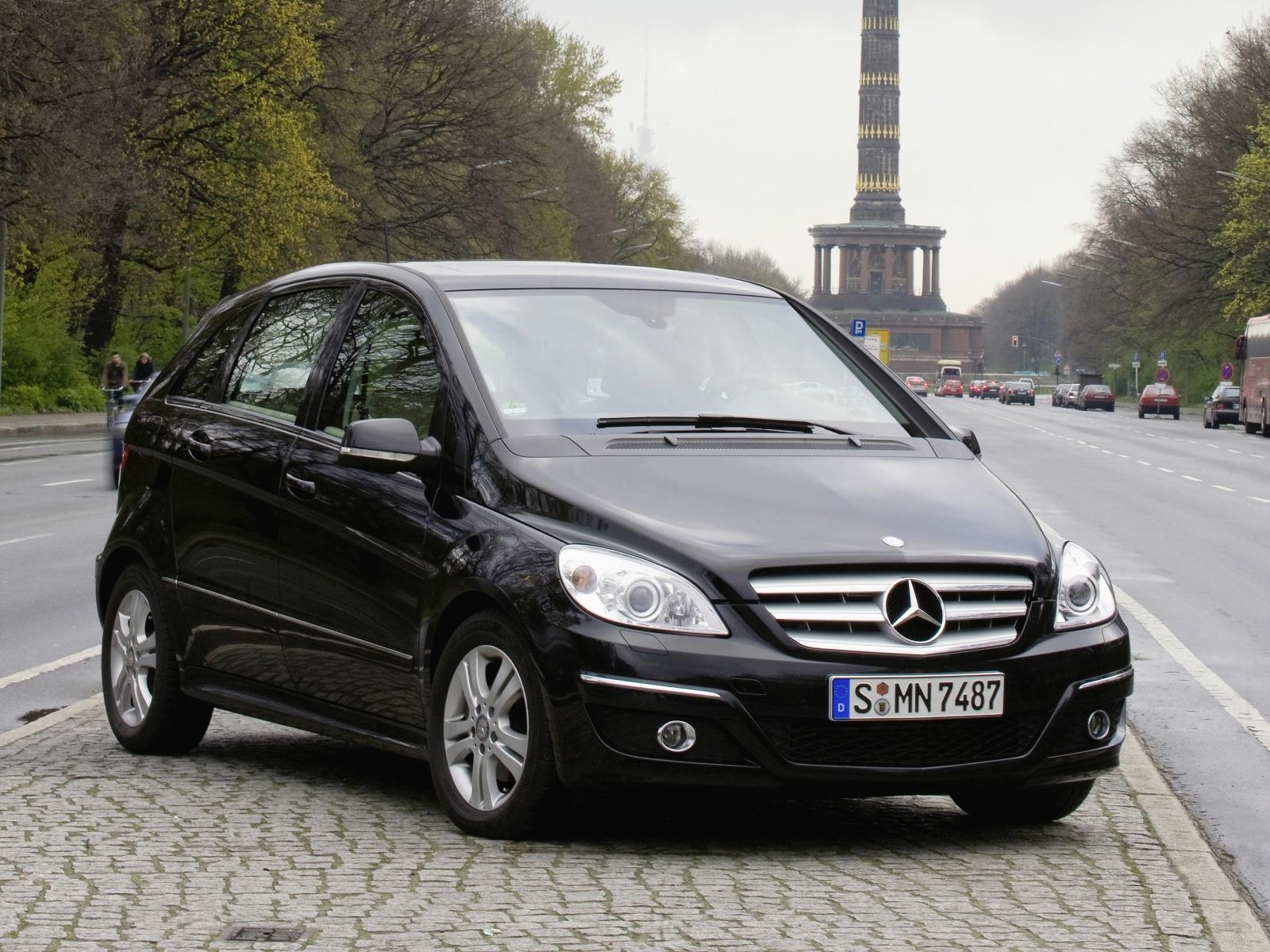 2009 Mercedes-Benz B-Class | Motor Desktop