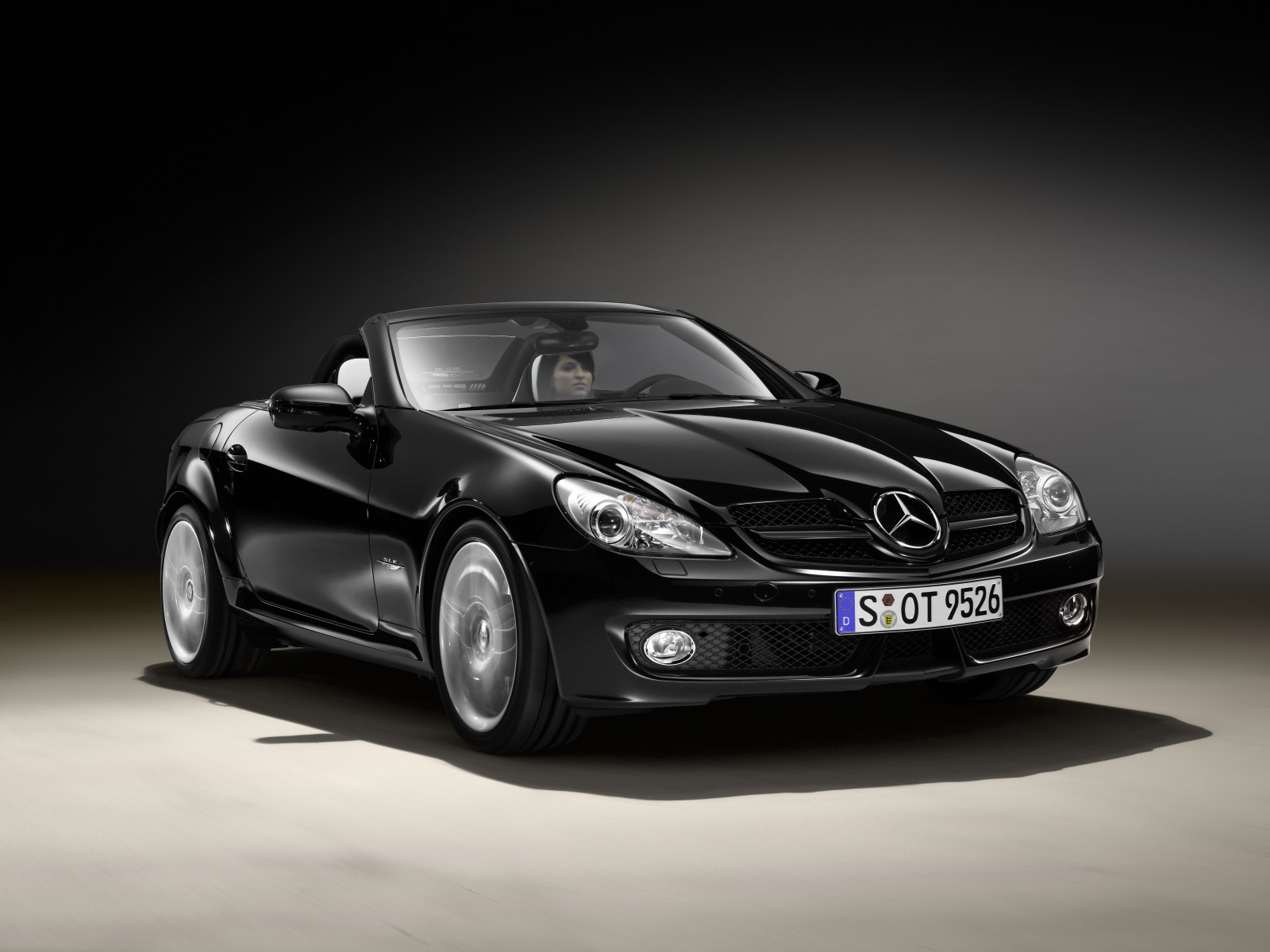 2009 mercedes benz slk 2look motor desktop. Black Bedroom Furniture Sets. Home Design Ideas