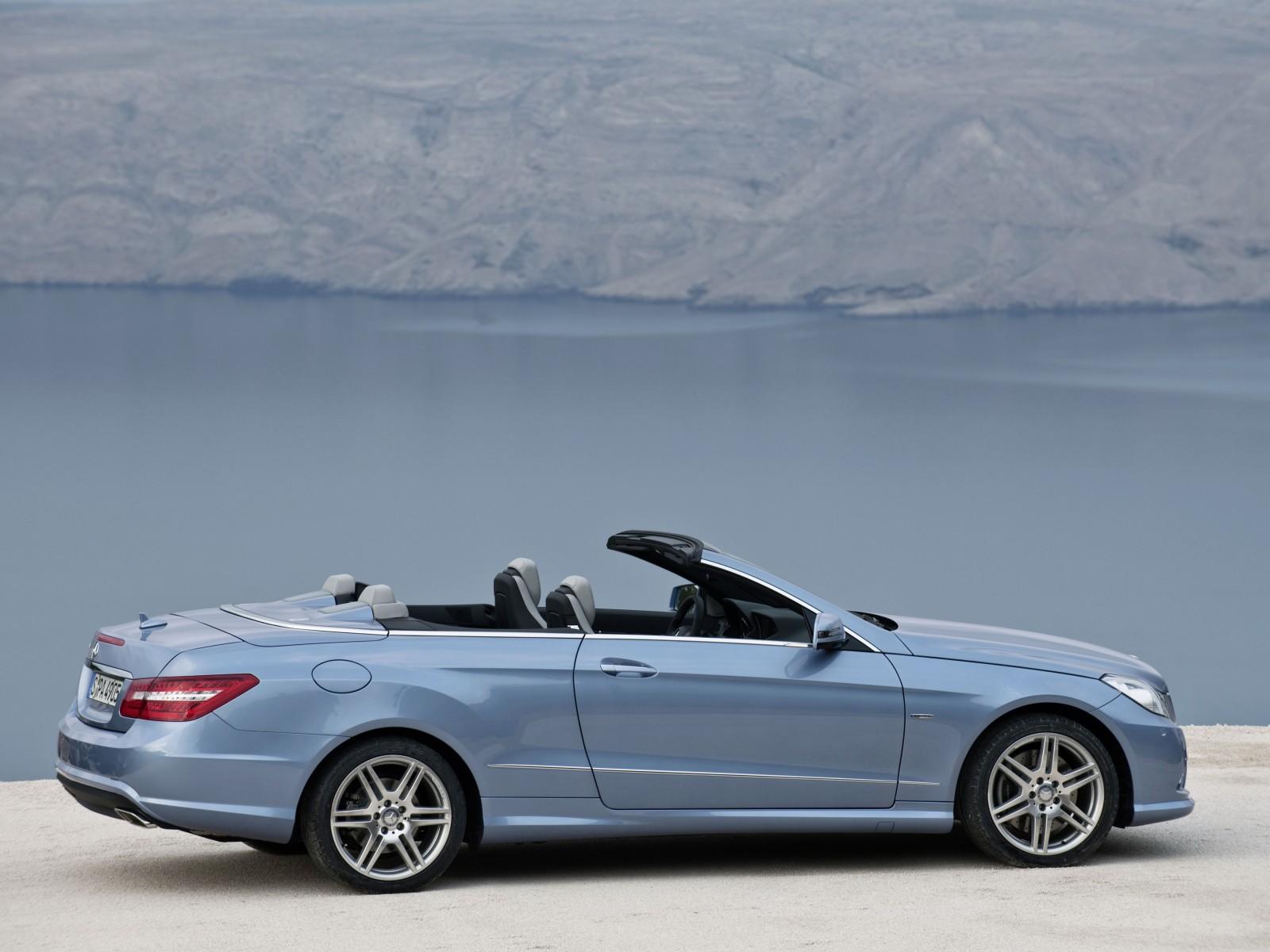 2010 mercedes benz e 500 cabriolet motor desktop for Mercedes benz e class 500