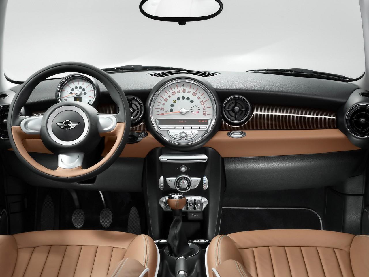 2009 Mini Cooper D 50 Mayfair Motor Desktop