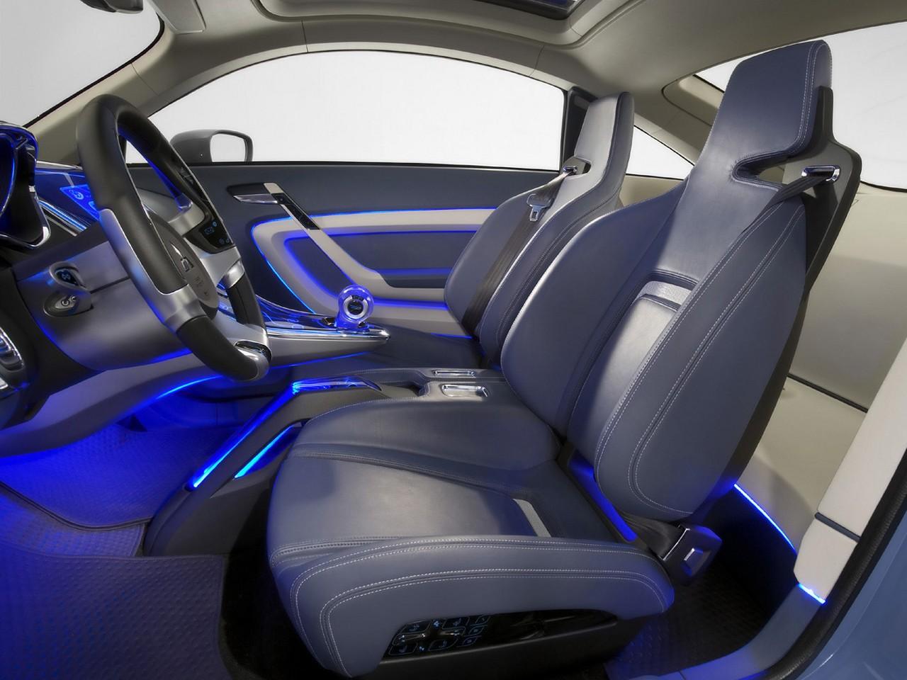 2009 Mitsubishi i MiEV Sport Air Concept | Motor Desktop