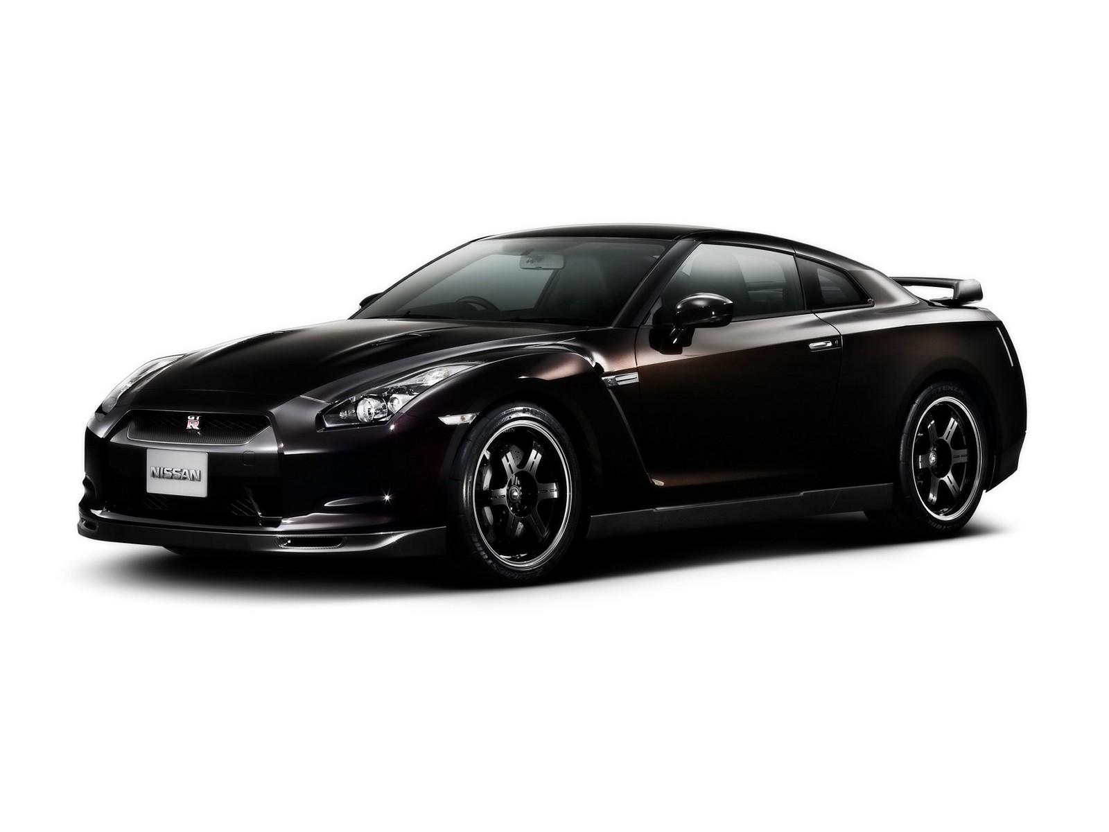 2009 Nissan GT-R SpecV   Motor Desktop