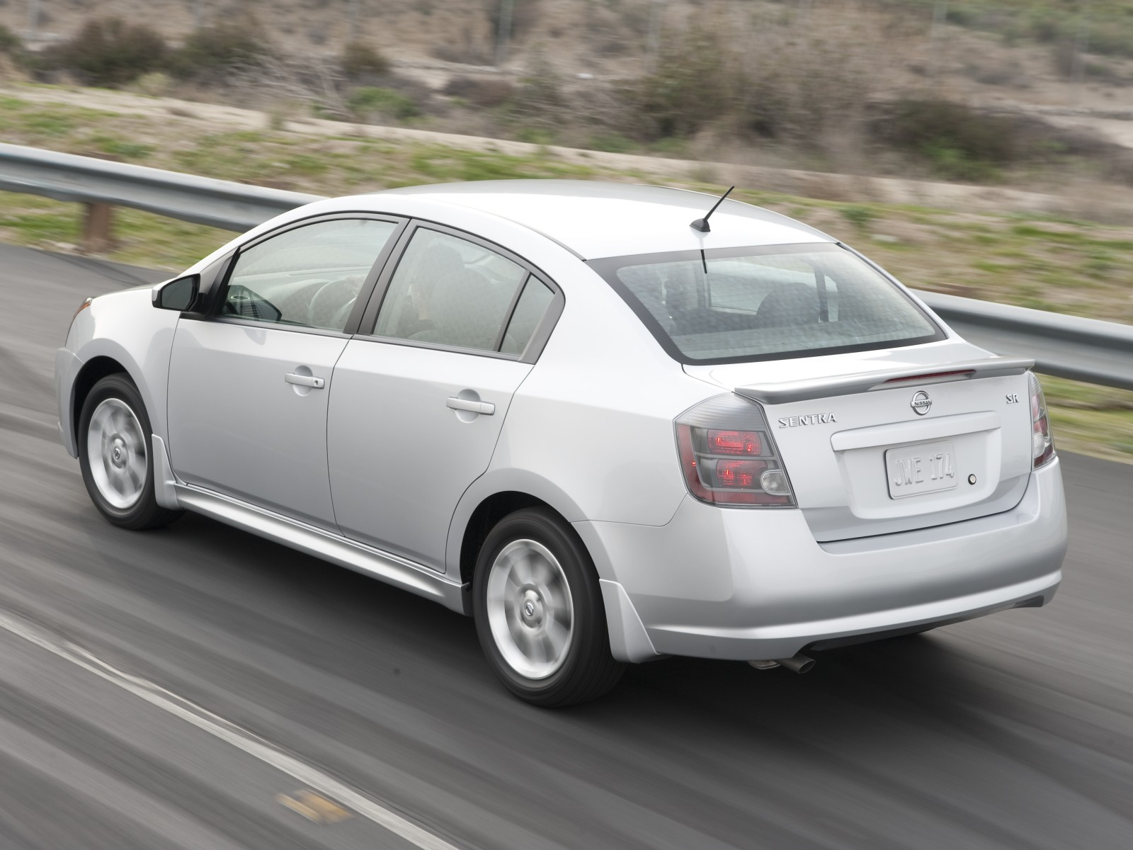 Wonderful 2009 Nissan Sentra SR