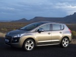 2009 Peugeot 3008 Crossover