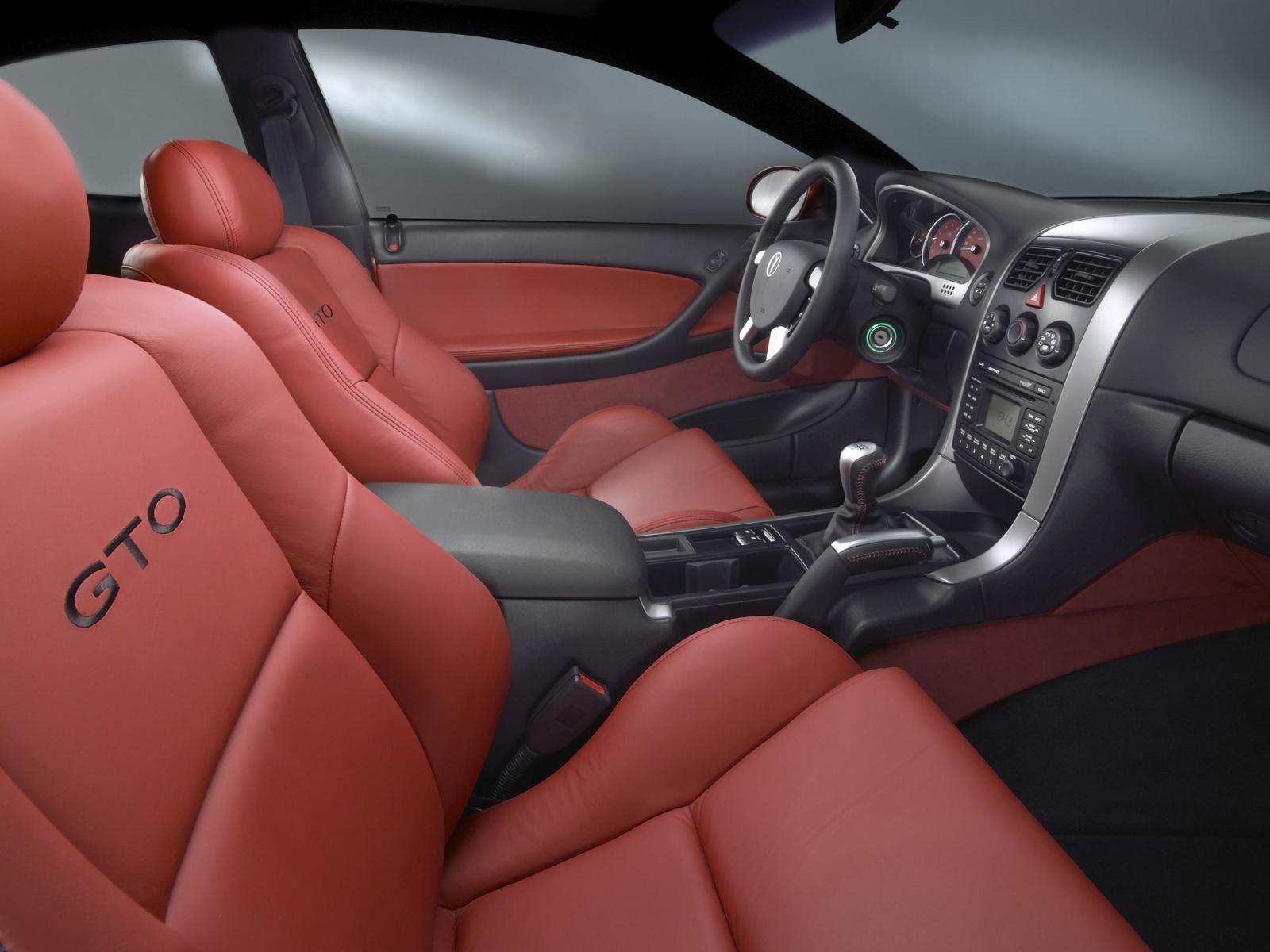 2004 Pontiac Gto Motor Desktop