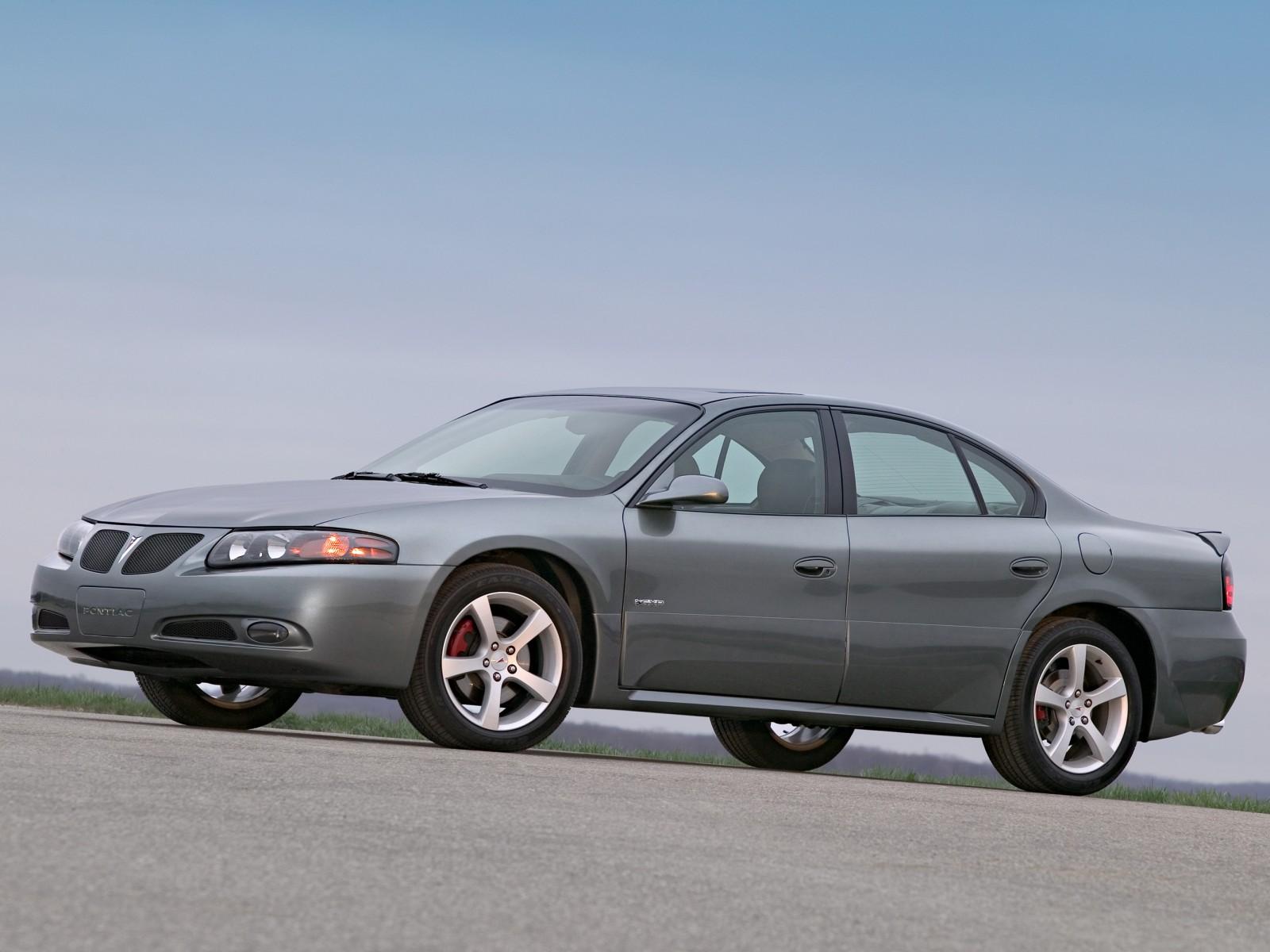 2005 Pontiac Bonneville GXP | Motor Desktop