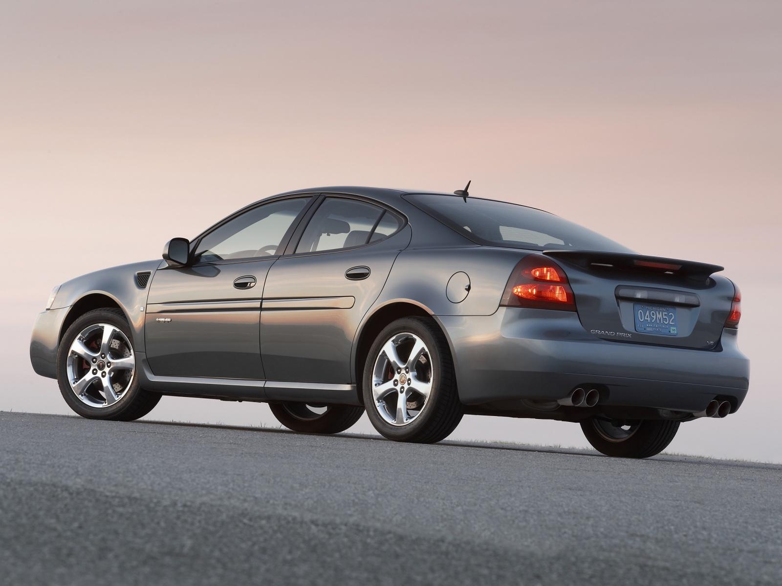 2007 Pontiac Grand Prix GXP | Motor Desktop