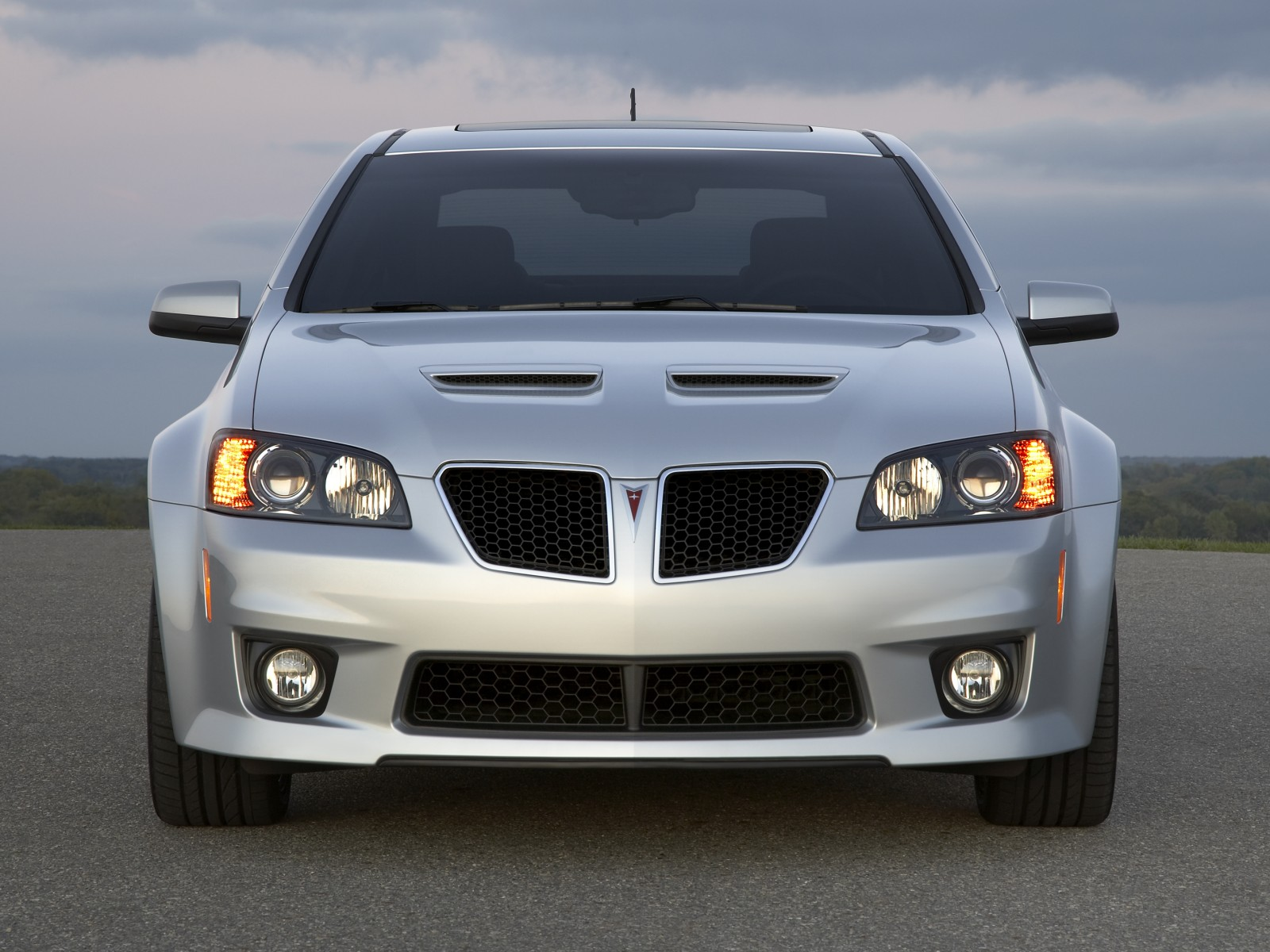 2009 Pontiac G8 Gxp Motor Desktop