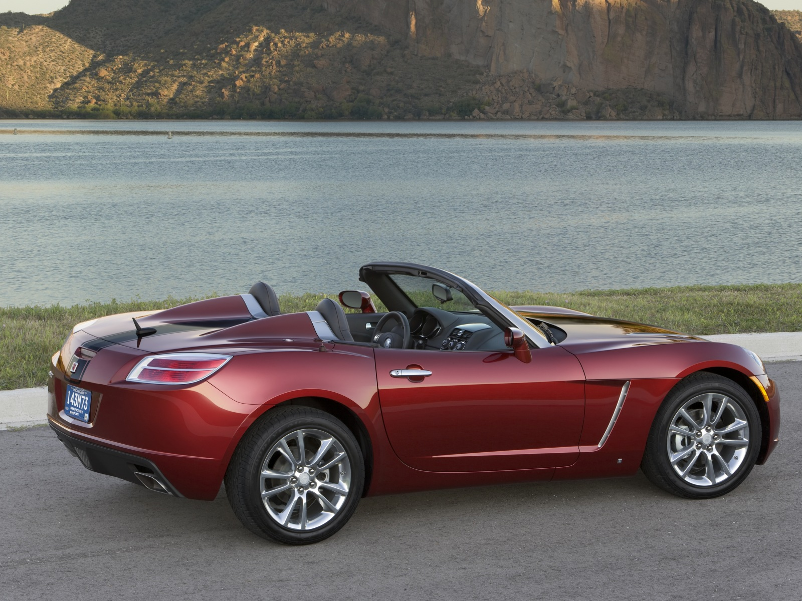 2009 saturn sky red line motor desktop. Black Bedroom Furniture Sets. Home Design Ideas