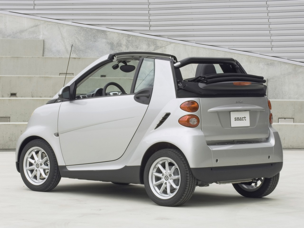 2008 smart fortwo passion cabrio motor desktop. Black Bedroom Furniture Sets. Home Design Ideas
