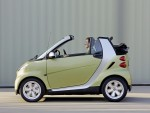 2009 Smart Fortwo Three