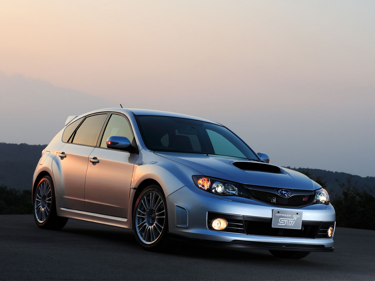2008 subaru impreza wrx sti motor desktop. Black Bedroom Furniture Sets. Home Design Ideas