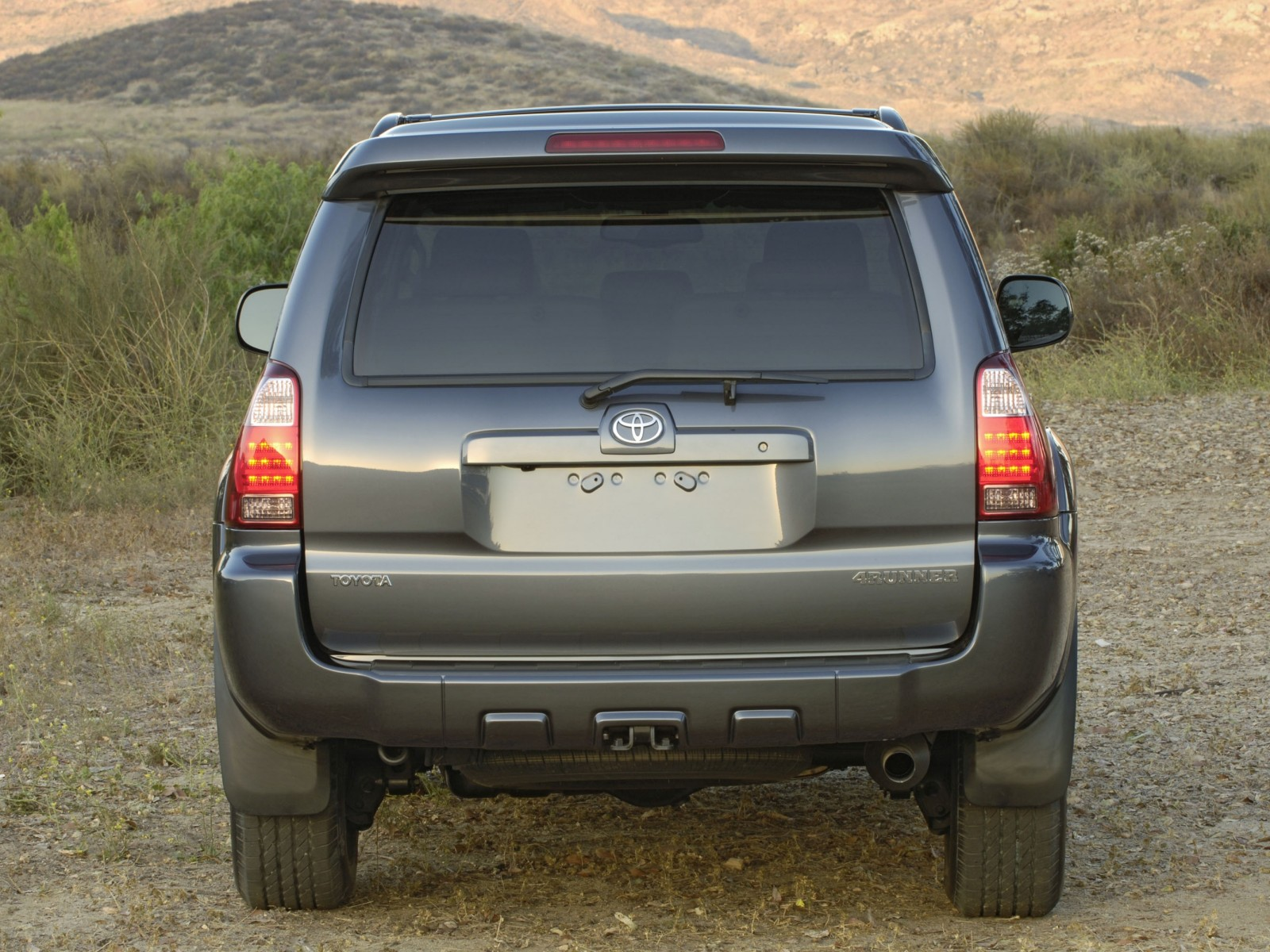 2009 Toyota 4Runner Limited : Motor Desktop