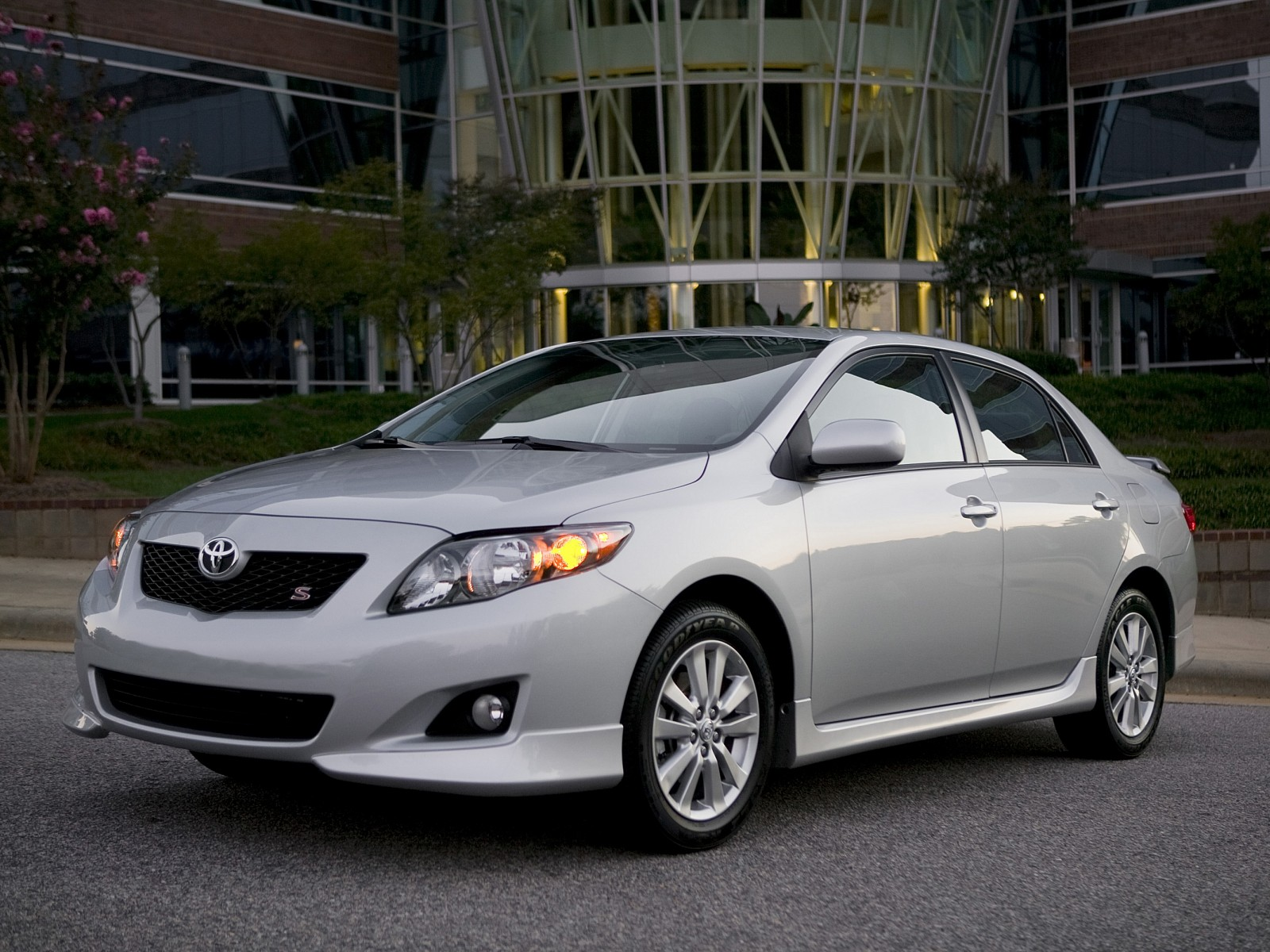 Perfect 2009 Toyota Corolla S