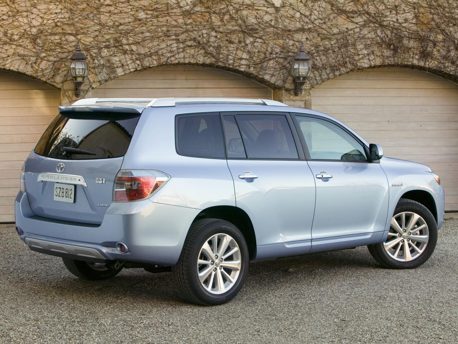 2009 Toyota Highlander Hybrid | Motor Desktop