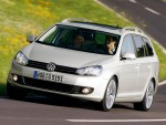 2010 Volkswagen Golf Estate